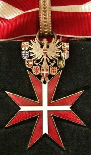 Honours system in Austria - Decoration for Services to the Republic of Austria (typical form)