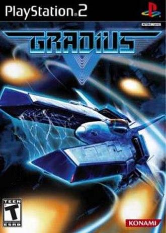 Gradius V - Image: Gradius V cover