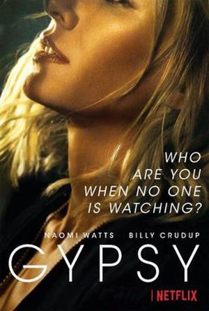 Gypsy (TV series) - Image: Gypsy, season one poster