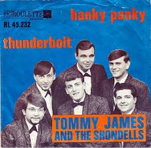 Hanky Panky - Tommy James and the Shondells.jpg