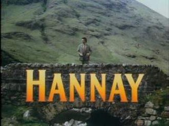 Hannay (TV series) - Image: Hannay logo