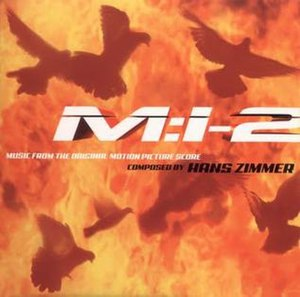 Mission: Impossible 2 (score) - Image: Hans Zimmer Mission Impossible II Score