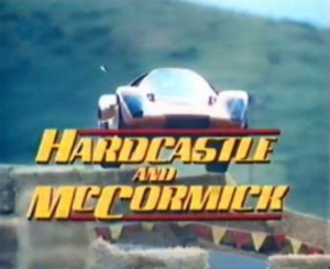 Hardcastle and McCormick - Title screen