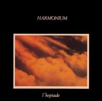 L'Heptade - Image: Harmonium L'Heptade