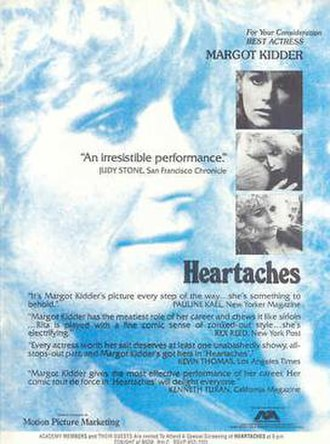 Heartaches (film) - Image: Heartaches Poster