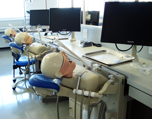 University of the Western Cape Faculty of Dentistry - Virtual-patient training technology at the Mitchells Plain lab