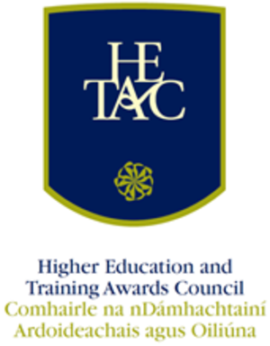 Higher Education and Training Awards Council - Image: Higher Education and Training Awards Council