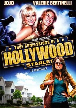 True Confessions of a Hollywood Starlet - DVD cover