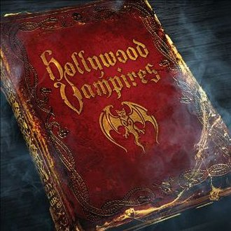 Hollywood Vampires (Hollywood Vampires album) - Image: Hollywood Vampires album cover