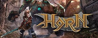 Horn (video game) - Image: Horn video game cover art