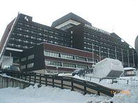 The Hotel Samakov