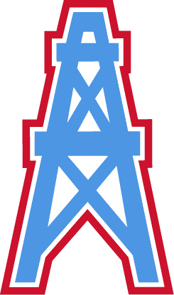 Houston Oilers logo