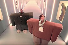 I Love It Kanye West And Lil Pump Song Wikipedia