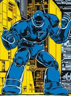 Iron Monger Comic book character