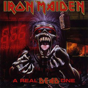 A Real Dead One - Image: Iron Maiden A Real Dead One
