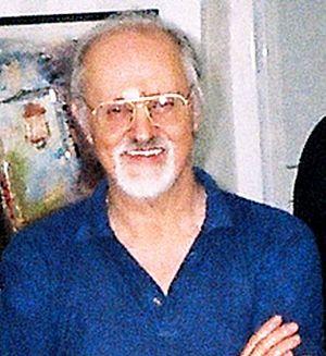 Izudin Čavrković - Izudin Čavrković at the University of Priština (2004)