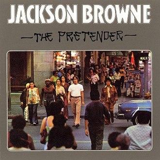 The Pretender (album) - Image: Jackson Browne The Pretender