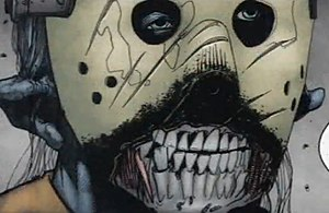 Freddy vs. Jason vs. Ash: The Nightmare Warriors - Image: Jason Half Mask