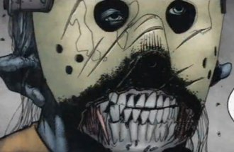 Freddy vs. Jason vs. Ash: The Nightmare Warriors - Image: Jason Half Mask