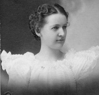Charles L. McNary - Jessie Breyman circa 1896