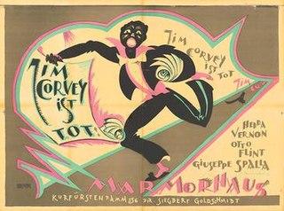<i>Jim Cowrey is Dead</i> 1921 film