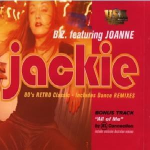 Jackie (Elisa Fiorillo song) - Image: Joanne BZ Jackie