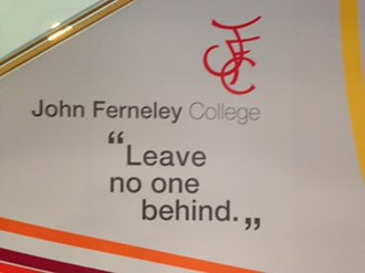 John Ferneley College - Image: John Ferneley College logo