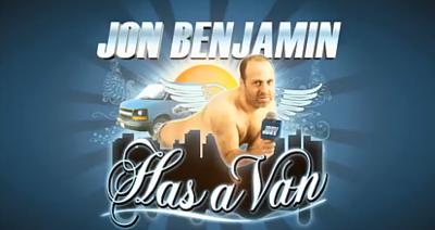 Picture of a TV show: Jon Benjamin Has A Van