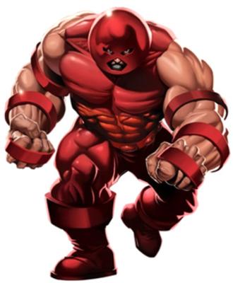 Juggernaut (comics) - Image: Juggernaut 2