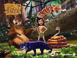 The Jungle Book Tv Series Wikipedia