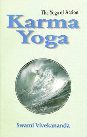 Karma Yoga (book) - Karma Yoga of Swami Vivekananda front cover