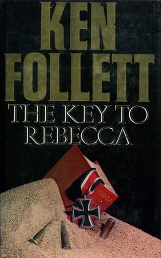 The Key to Rebecca - First US edition