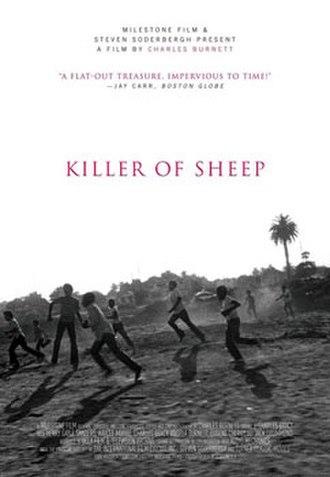 Killer of Sheep - Image: Killer of sheep