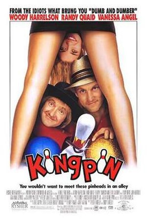 Kingpin (1996 film) - Theatrical release poster