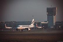 Ekaterinburg Koltsovo Airport-Statistics-Koltsovo Airport Finnair