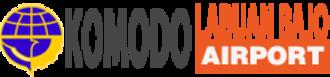 Komodo Airport - Image: Komodoairportlogo