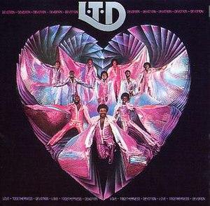 Devotion (L.T.D. album) - Image: L.T.D. Devotion album