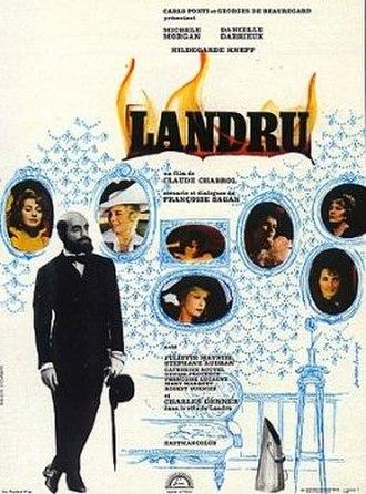 Landru (film) - Image: Landru film poster
