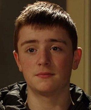 Liam Butcher - James Forde as Liam Butcher (2012)