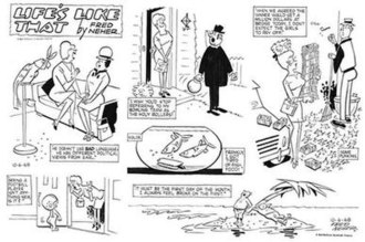 Life's Like That - Fred Neher's Life's Like That (October 6, 1968)