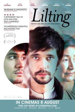 Lilting (film) - Theatrical release poster