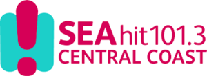 Hit101.3 Sea FM Central Coast - Image: Logo of Hit 101.3 Sea fm