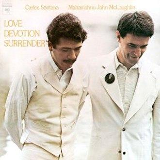 Love Devotion Surrender - Image: Love Devotion Surrender