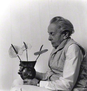 Lucie Rie - Image: Lucie Rie Photograph