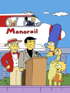 Marge vs. the Monorail - Wikipedia