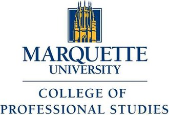 Marquette University College of Professional Studies - Image: Marquette University College of Professional Studies logo