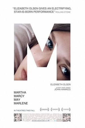 Martha Marcy May Marlene - Theatrical release poster
