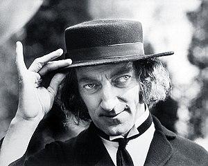 Marty Feldman - Promotional photo for Marty Feldman's Comedy Machine.
