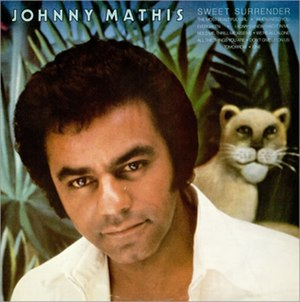 Hold Me, Thrill Me, Kiss Me (Johnny Mathis album) - Image: Mathis Sweet