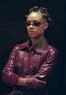 fictional character in The Matrix